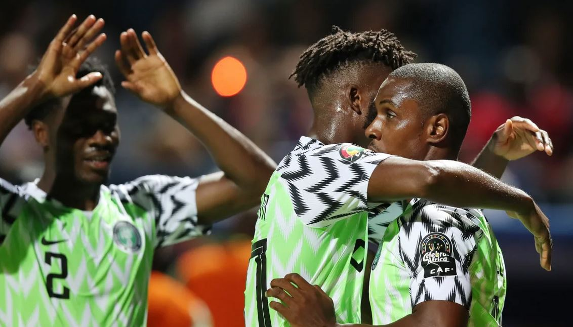 Nigeria vs Burundi at AFCON 2019 [1:0] - Ighalo helps Super Eagles soar past Burundi