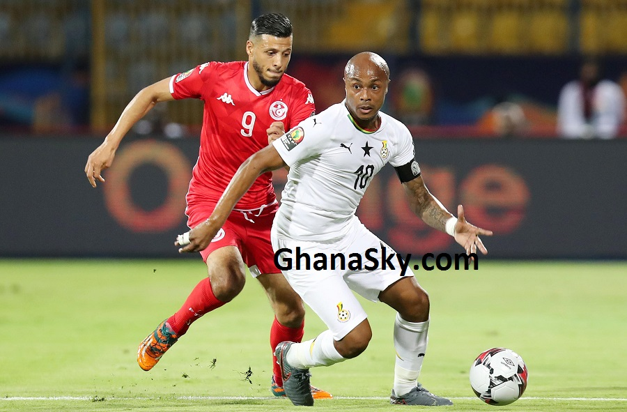 Ghana vs Tunisia [1:1] (4-5 Penalties) Highlights & Goals, Tunisia beat Ghana on penalties to advance to last eight and Round of 16 Full Table Results [Video]