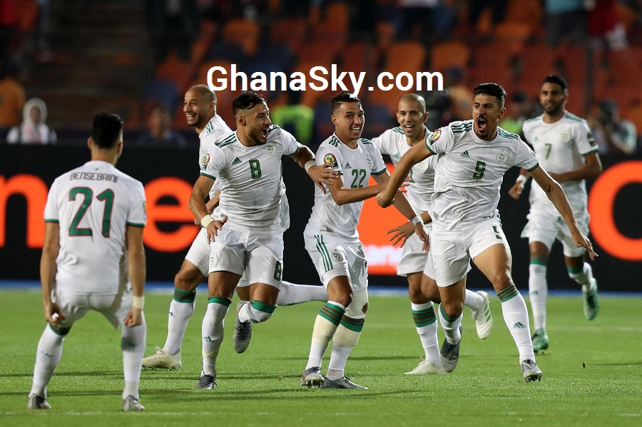 Senegal vs Algeria (0-1) Full Highlights & Goals, Algeria crowned champions of Africa for the second time & Closing Ceremony [Video]