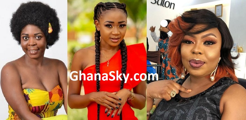 Afia Schwarzenegger And Akuapem Poloo Are Suffering From Mental Bipolar Disorder, Joyce Dzidzor Exposed Many Ghanaian Celebrities [Watch Video]