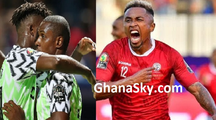 Madagascar vs Nigeria [2-0] Highlights And Goals - Africa cup of Nations 2019, Madagascar shock Nigeria to finish top of Group B