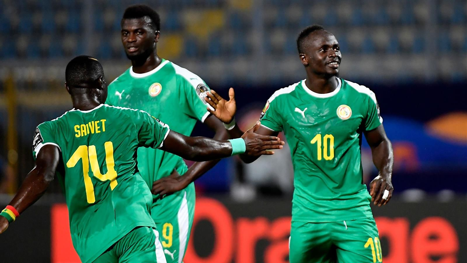 Sadio Mane and a goal from Ismaila Sarr was all Senegal needed to beat Kenya in their Group C