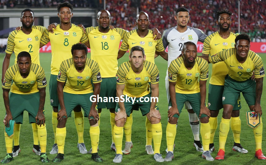Egypt vs South Africa [0:1] Full Highlights And Goals at Africa Cup Of Nations - AFCON 2019 [Video]