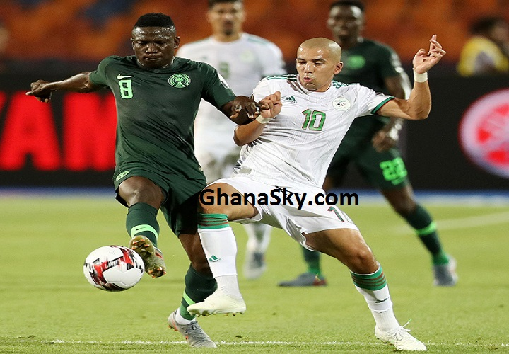 Algeria vs Nigeria (2-1) at AFCON 2019 Semi-finals, Full Highlights & Goals – Riyad Mahrez led Algeria to reach the 2019 AFCON final match[Video]