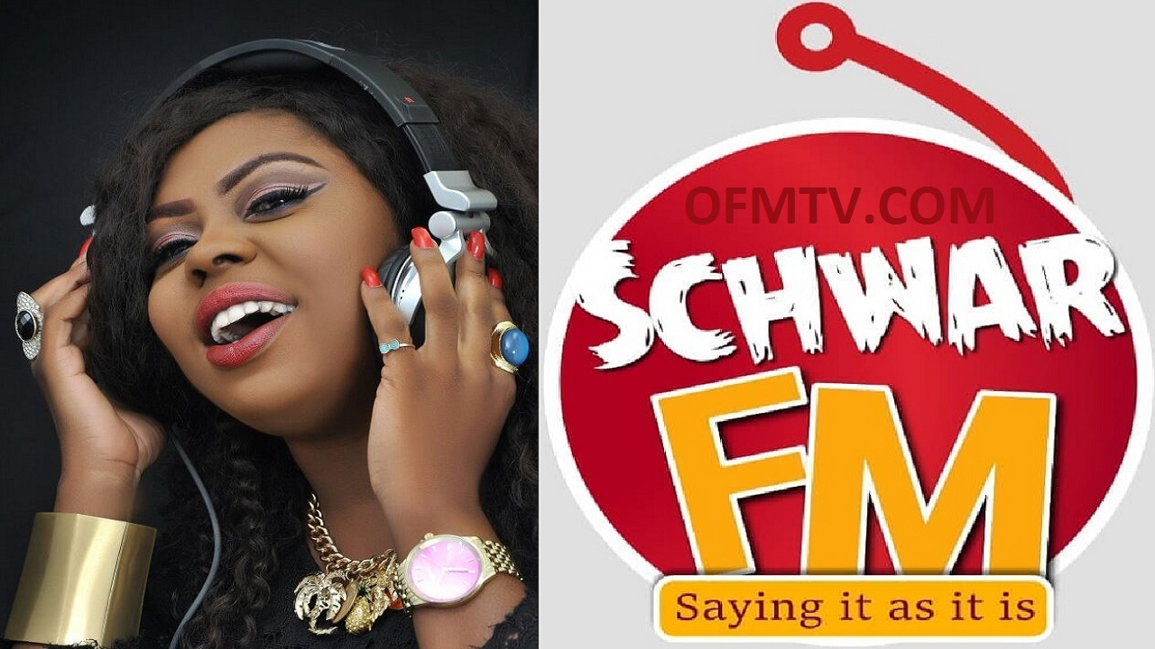 "Afia Schwarzenegger finishes Newly Built ""Schwar FM"", Streaming LIVE @ SchwarFM.com"