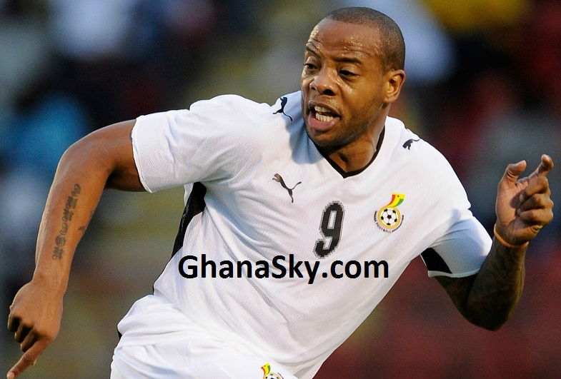 Ex-Ghana striker Junior Agogo is reported dead at age 40 [Watch Video]