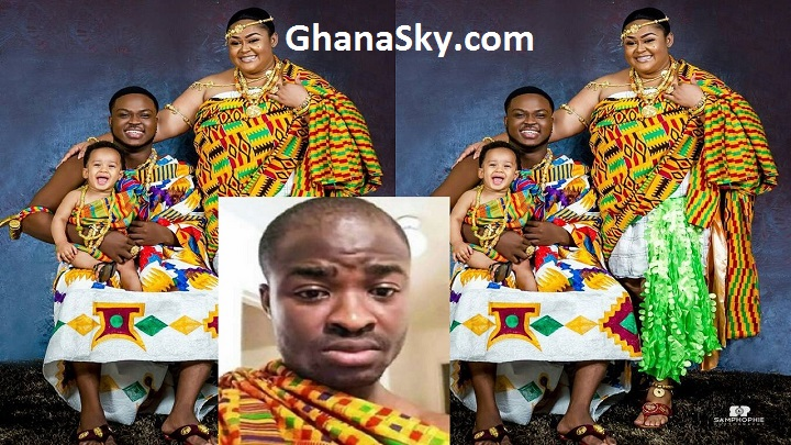Kumawood Actress Vivian Jill reacts to sleeping with her son allegation from Evangelist Addai &  rained curses on him [Watch Full Video]
