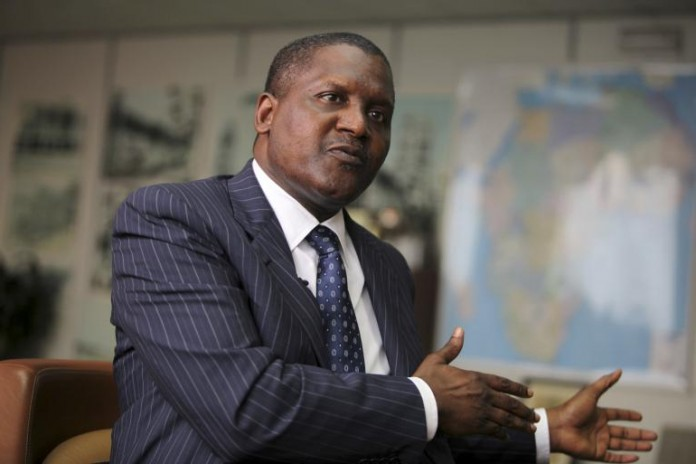 Official Profile And Biography Of Aliko Dangote