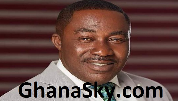 Official Profile And Biography Of Dr. Osei Kwame Despite