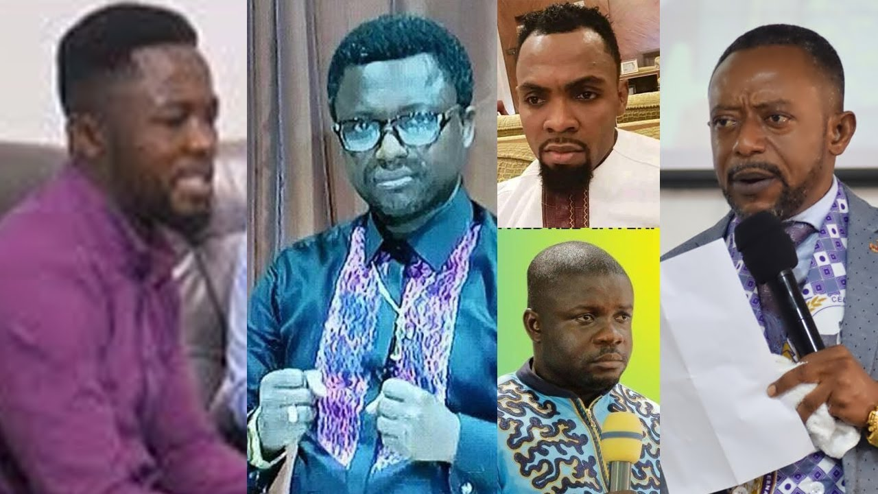 My child and 2 wives have died ever since I exposed Opambour, Obofour, Agya Nkuto & Owusu Bempah as 0ccult – Appiah Dominic [Watch Video]