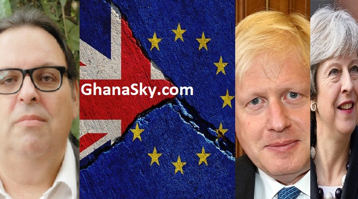 Brexit: The Exit Of Great Britain from German-control within the European Union - Karderinis