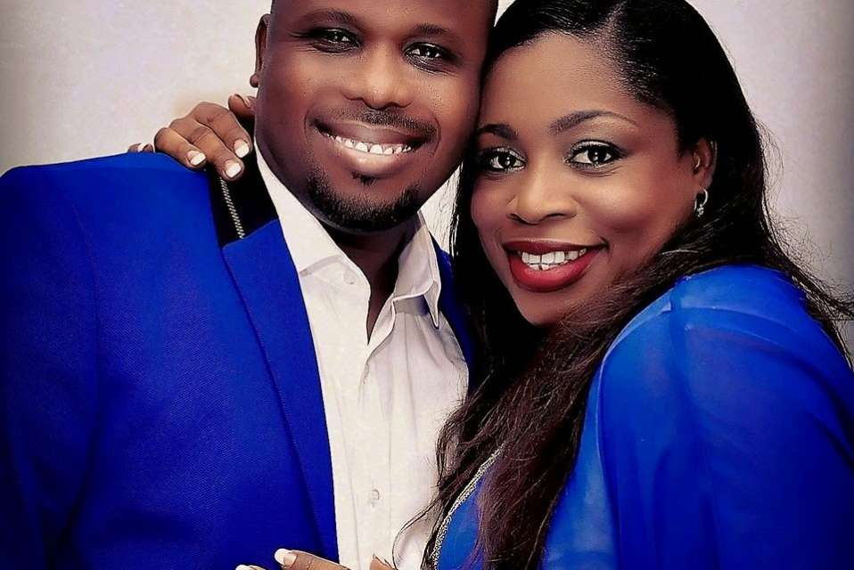 Nigerian Gospel singer, Sinach welcomes 1st child after 5 years of marriage at aged 46 [Video]
