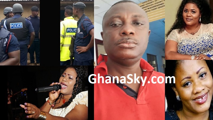 Police arrested Obaapa Christy for Attempted to Slàp Pastor Love and going out with 3rd Man allegedly [Watch Video]