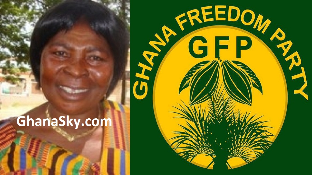 Official Biography And Profile Of Madam Akua Donkor - Ghana Freedom Party