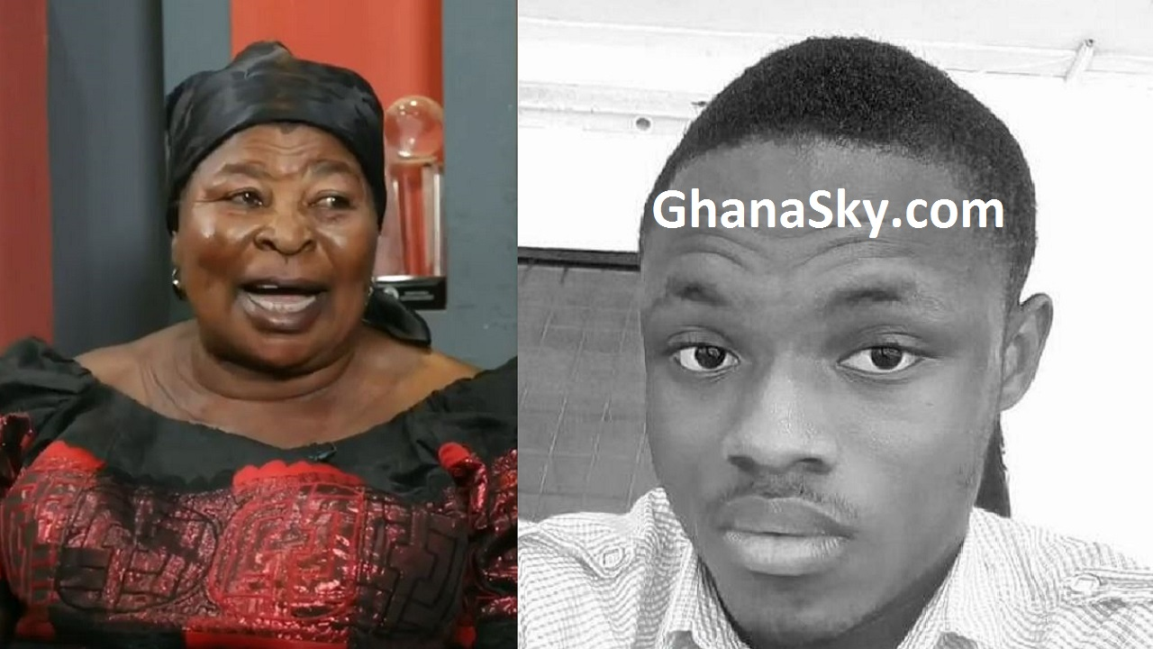 Madam Akua Donkor has endorsed Olumanba Akwasi Kesse as her personal assistant [Video]