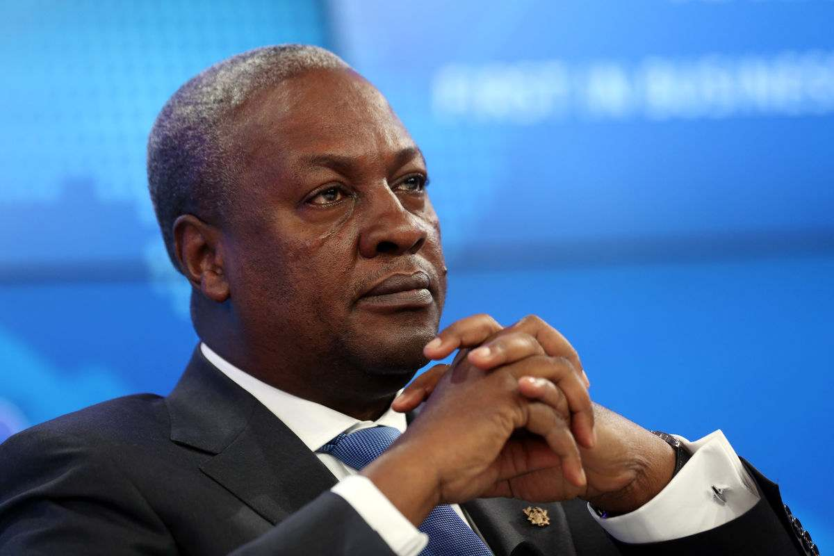 I will fix broken education system – Former President  Mahama