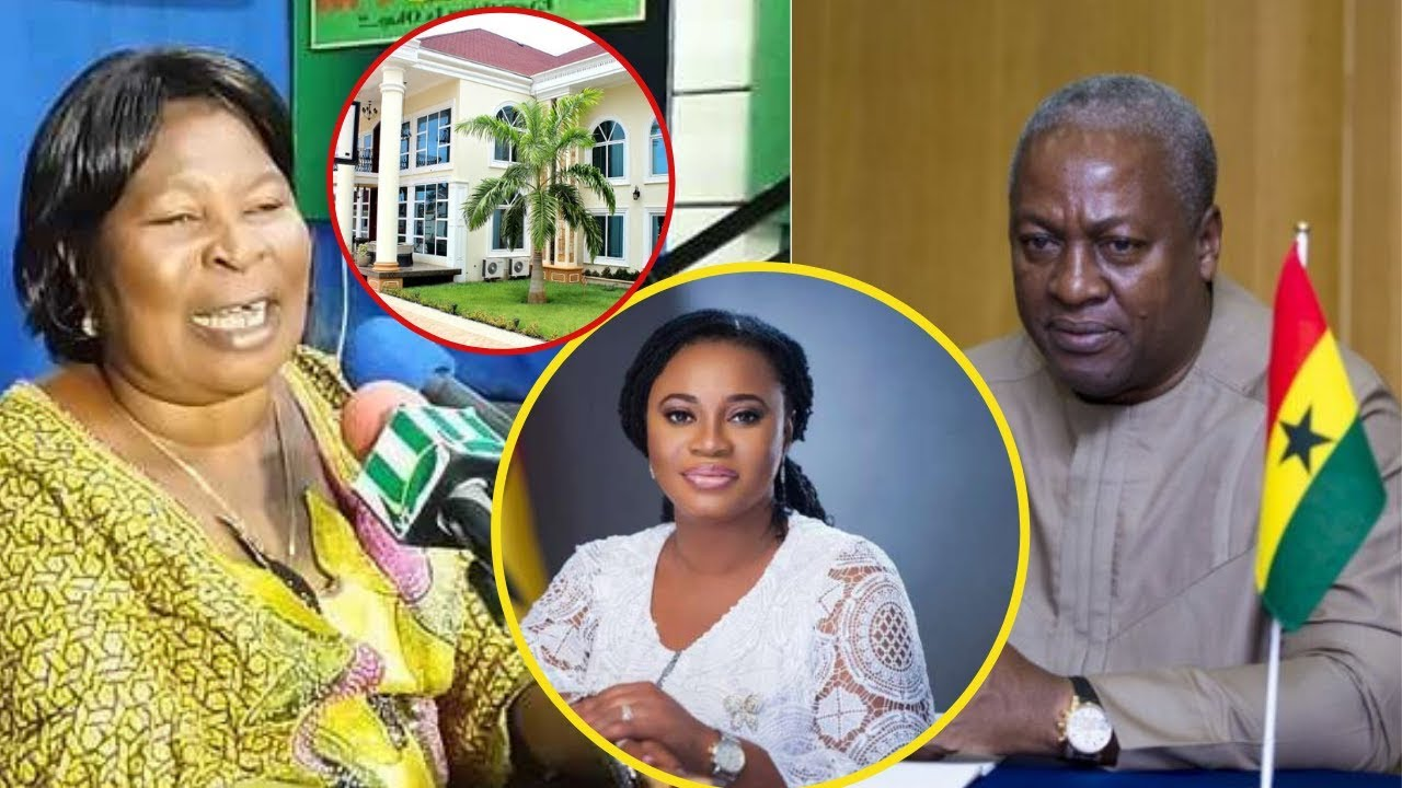 New Register: You're Not Clean To Drag EC To Court – Akua Donkor Tells NDC