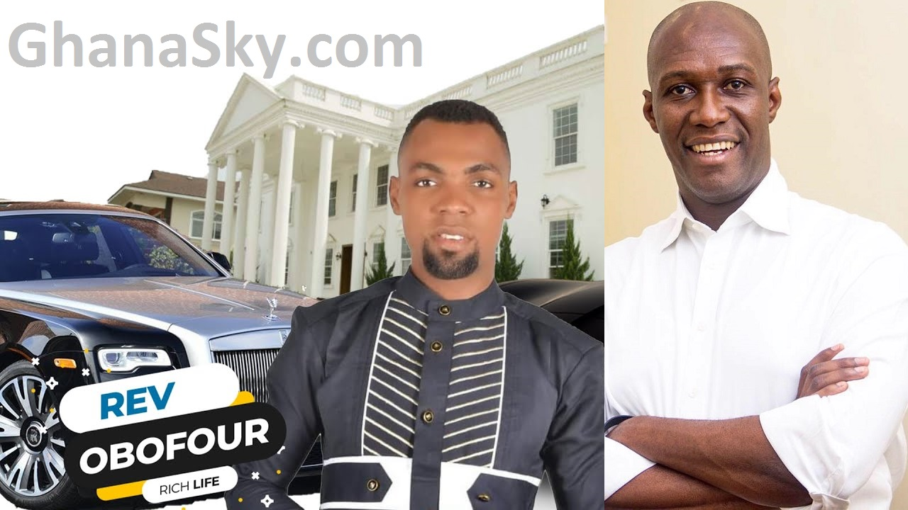 Rev Obofour Responded To Prophet Kofi Oduro On