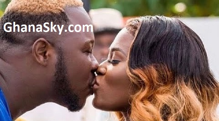 Ghanaian Rapper Medikal and Fella Makafui's Traditionally Marriage Videos & Photos