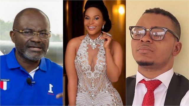 Hon Kennedy Agyapong lists Bishop Daniel Obinim h0t ladies [Video]