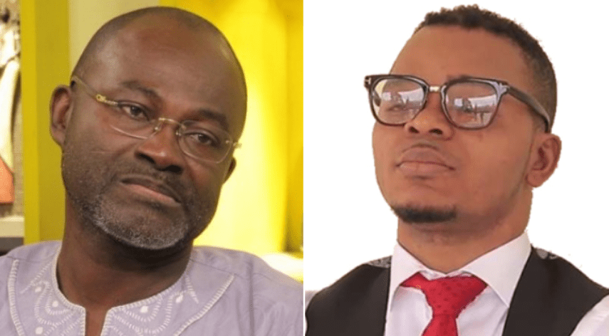 Hon. Kennedy Agyapong reveals how Bishop Obinim impregnated wife's sister [Video]