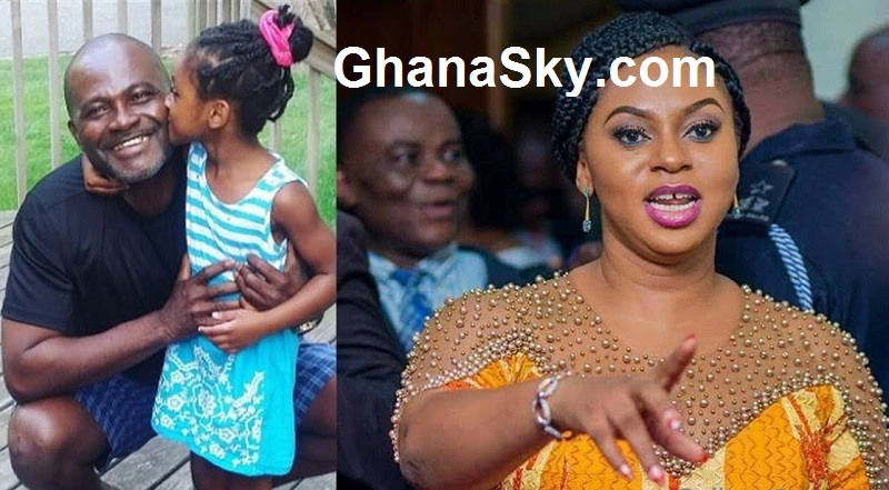 Adwoa Sarfo doesn't take 'chop money' from me – Kennedy Agyapong