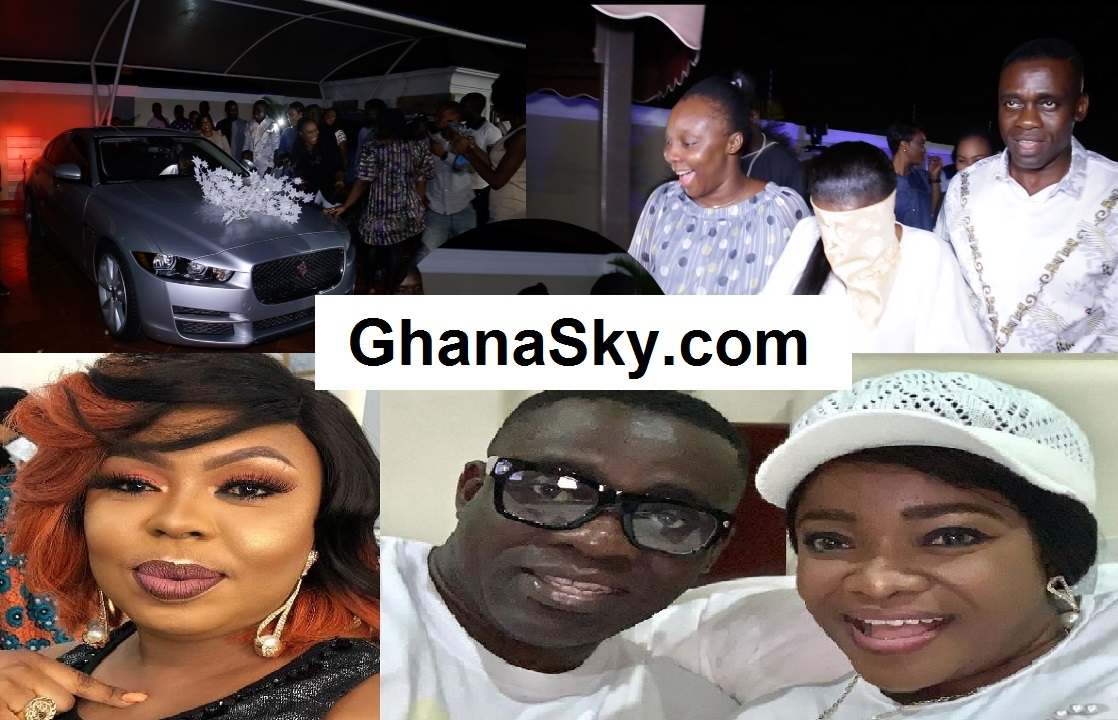 Gospel Singer Ohemaa Mercy's husband 'birthday car gift' to her was fake – Afia Schwarzenegger [Video]