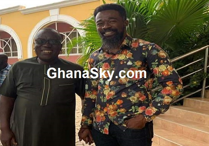 TV Host Delay, Deloris Frimpong Manso assisted NPP's Sir John to foretell his déαth [Video]