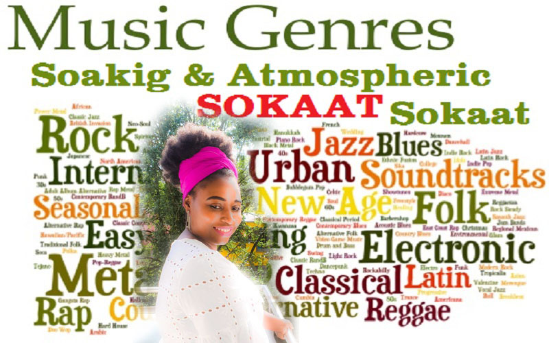 "QueenLet revolutionised Gospel Music Genre to ""SOKAAT"" – Soaking And Atmospheric"