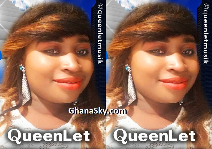Sokaat Artiste QueenLet, castigated Gospel musicians during