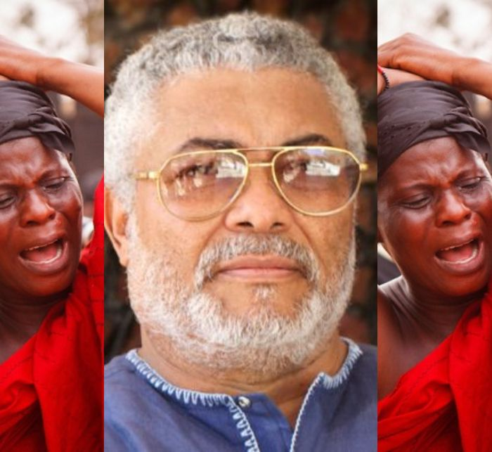 Former President Jerry John Rawlings died at aged 73