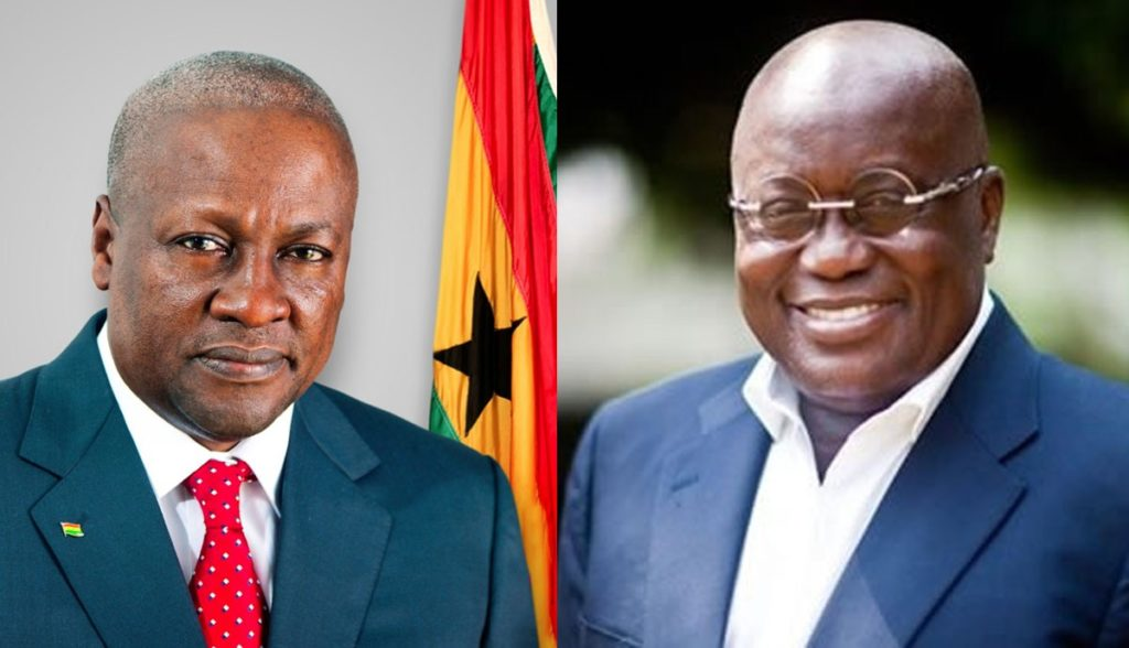 NPP is the greatest political 'sakawa' in the history of Ghana - Former President John Mahama [Audio]
