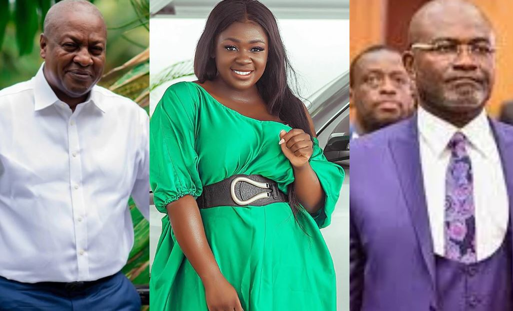 Daddy, I'm sorry for disrespecting you – Tracey Boakye begs Ken Agyapong [Video]