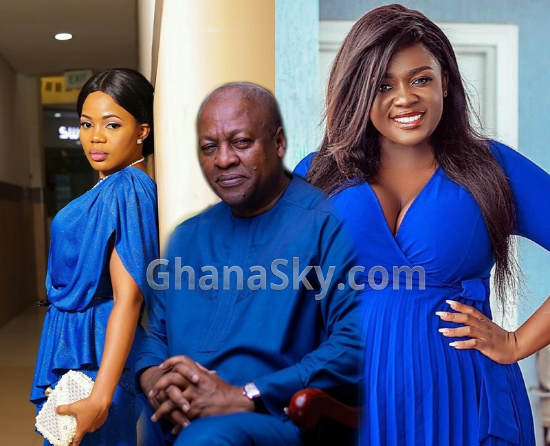 Alleged conversation between Tracey Boakye and MzBel about Former President Mahama leaks [Audio Video]
