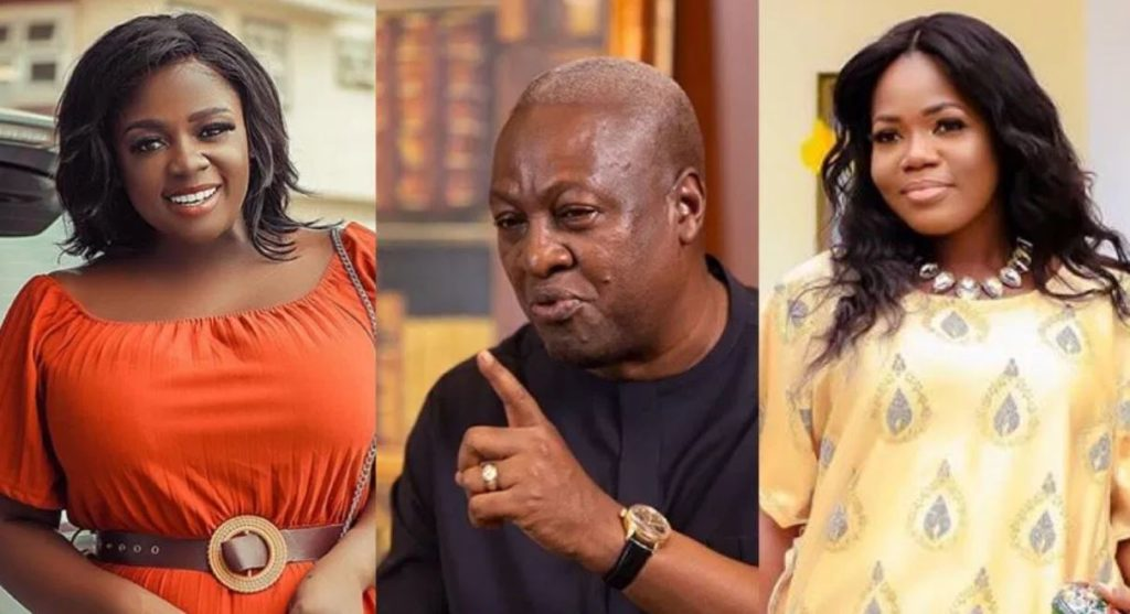 Mzbel Responds To Alleged Trending Audio Call With Tracy Boakye [Video]