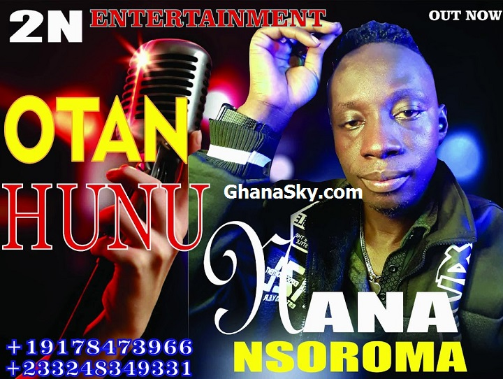 Highlife Star, Nana Nsoroma showcase another beauty in his new single