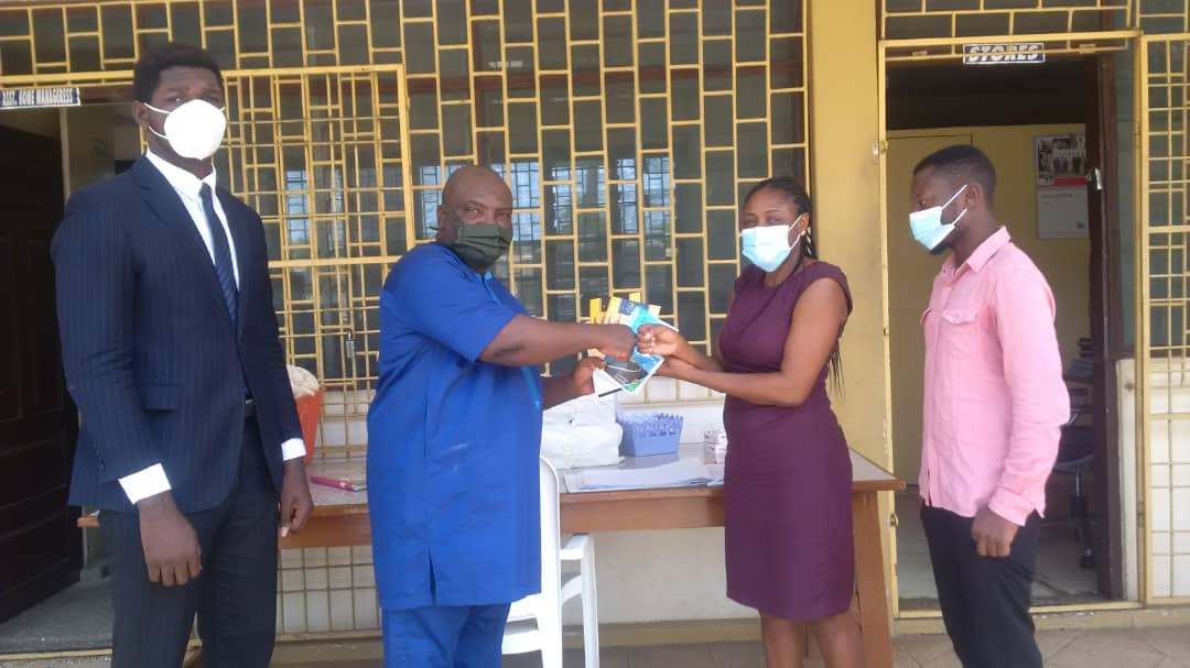Kuranchie Donates Approved Readers to Accra - Osu Children's Home